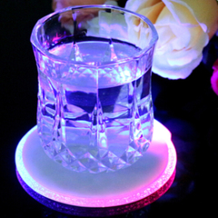 Ultrathin LED Luminous Cup Pad
