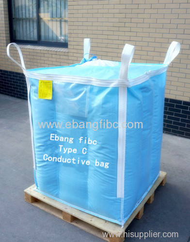 Conductive big Bag for Iron or Chemical Powder Transporting and packing