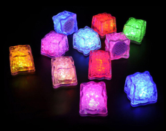 Flashing Ice Cube LED