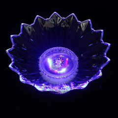 LED Flashing Fruit Tray