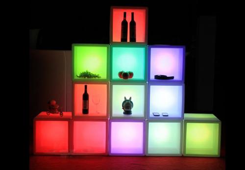 Luminous Wine Cabinet LED