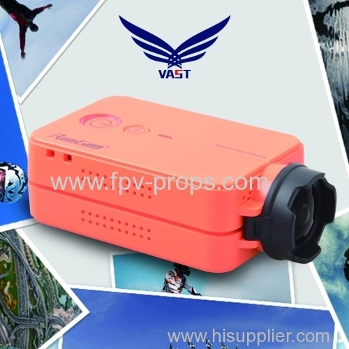 Quadcopter action sport camera micro espion Runcam for UAV