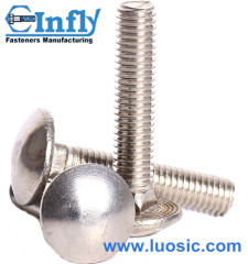 US Carriage Bolt Fasteners China Bolt Flange
