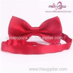 Bow Ties For Men/hot Sale Pink Bow Ties