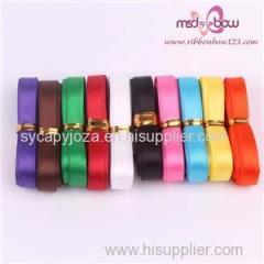 Wholesale Decorative Satin Ribbon In Manufacturer
