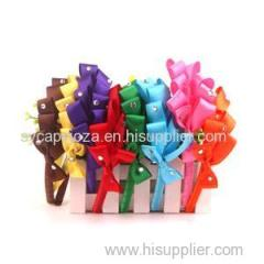 Christmas Girls Hair Bows