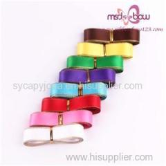 Delicate Package Polyester Satin Ribbon