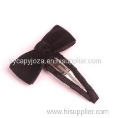 Velvert Bows With Clip