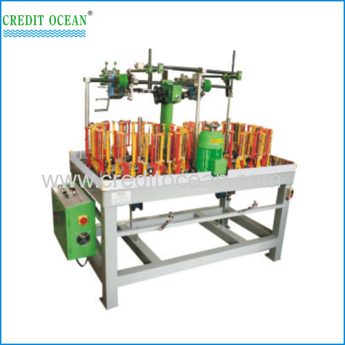 CREDIT OCEAN high speed cord braiding machine
