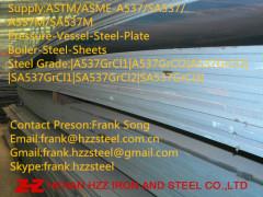 ASTM-A537-Cl1 A537-Class2 A537Class3 Boiler Steel plate Steel sheet