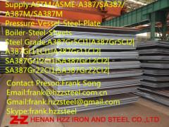 ASTM-A387Gr5Cl1|A387Gr5Cl2|A387Gr11Cl1|A387Gr11Cl2|A387Gr12Cl1|A387Gr12Cl2|A387Gr22Cl1|A387Gr22Cl2 Boiler Steel Plate