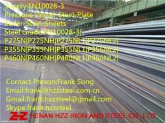 EN10028-3 P275 P275N P275NH P275NL1 P275NL2 Boiler Steel plate Steel sheet