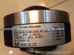 Elevator parts Encoder HTB-40L34C10-30F1024B-S8-C10