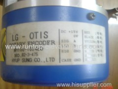 Elevator parts encoder MH100-1024BO for Sigma