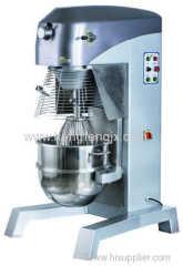 mélangeur gâteau planétaire 60L étage mélangeur support robuste mélangeur commercial