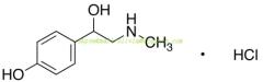 CAS-Nr 5985-28-4 Synephrine Hydrochlorid