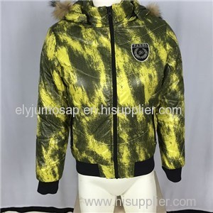 Stock Lots Womens Windproof Winter Jackets Sale in stock