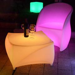 Quadrangle Luminous Desk LED