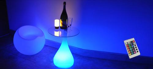 Luminous Apple Chair LED