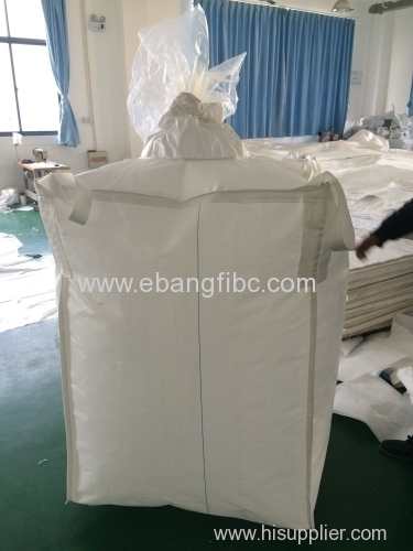 Filling Spout Discharge Bottom Bulk Bag for Ulexite