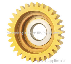 HSS Nominal Dia.Φ100mm DP Module m1-m6 α20° Bell Type Pinion Cutters