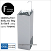 Stainless Steel Water Cooler Freestanding Drinking Fountain