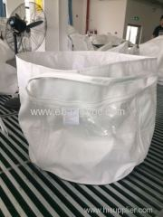 Two Loops Bulk Bags for Packing Steel Ball