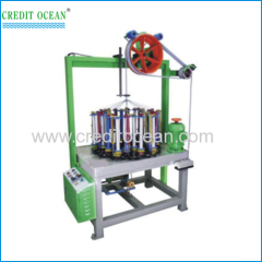 CO High speed round cord braiding machine