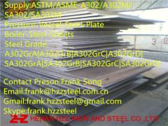 ASTM-A302GrA A302-Grade-B A302-GrC A302-Grade-D Boiler Steel plate Steel sheet