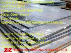 ASTM-A299GrA A299-Grade-B Boiler Steel plate Steel sheet