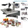 8 in1 combo Heat Press Machine