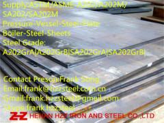 ASTM-A202GrA A202-Grade-B Boiler Steel plate Steel sheet