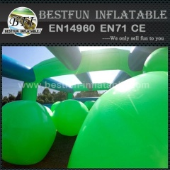 Big Balls Inflatable Obstacle Course
