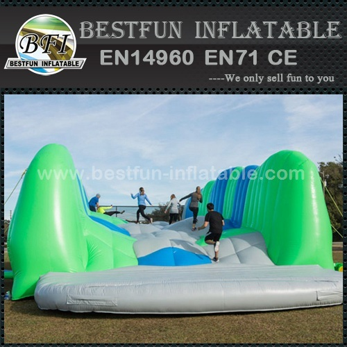 Jumping Obstacle Track Inflatables