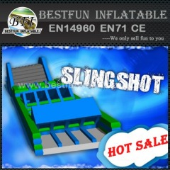 Slingshot Inflatable Obstacles Course