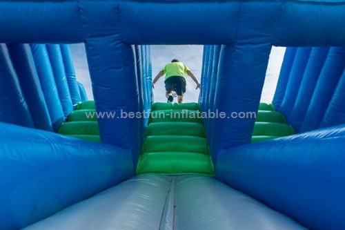Newest design adventure run obstacle courses