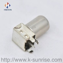 pal connector with shielding case
