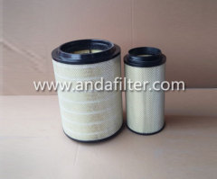 Air Filter For FAW Truck 1109060-Q851+ 1109070-Q851 For Sell