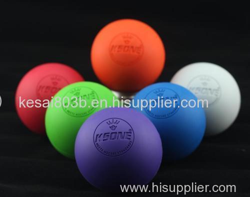 Custom logo NCAA SEI Lacrosse ball