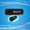 Bluetooth usb audio receiver dongle for car stereo and / speakers