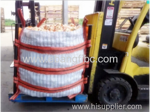 FIBC PP Woven Tons of Steel Ball Bag