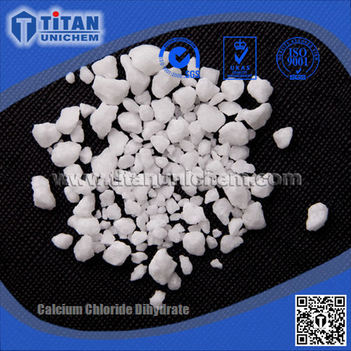 Calcium Chloride dihydrate CaCl2.2H2O CAS 10035-04-8