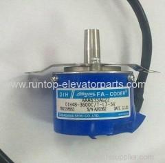 Elevator parts encoder TS5215N553