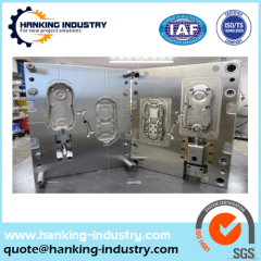 Plastic moulding mold Plastic injection mold.mould. injection molding plastic sport water bottle cap push pull