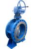 Flange butterfly valve gear box butterfly valve DN600 PN40