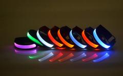 LED Flash light Arm Buckle