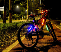 Super Bright LED Bicycle Light