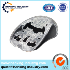 Custom Made Plastic Computer Mouse Mold in High Quality