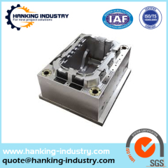 China manufacturer Customized Injection Plastic Mold for plastic hook
