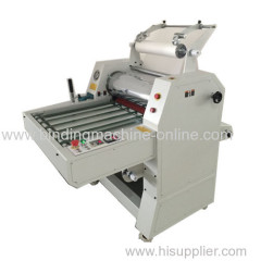 New Hydraulic roll laminator for film laminating